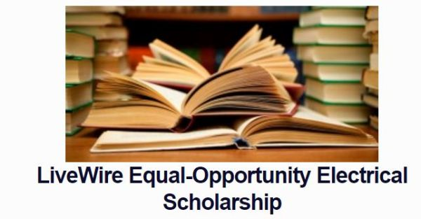 LiveWire Equal-Opportunity Electrical Scholarship