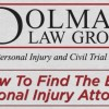 Dolman Law Group Scholarship Video Contest