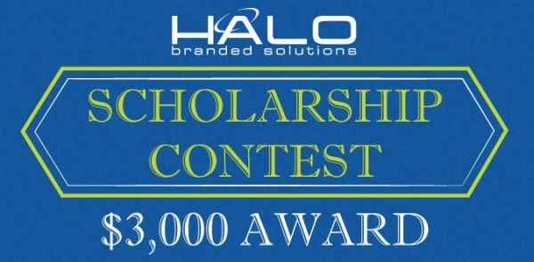 HALO Branded Solutions Scholarship Contest