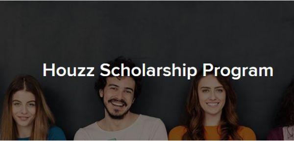 Houzz Scholarship Program