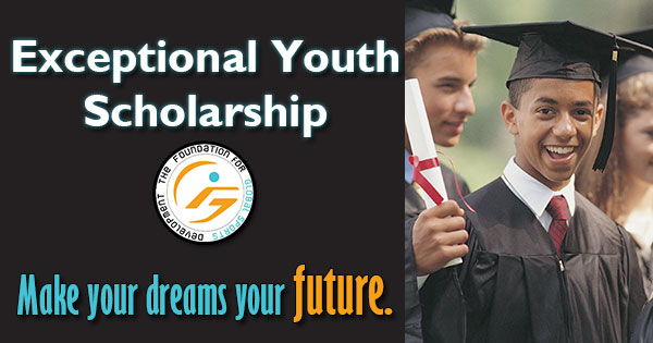 Global Sports Development Exceptional Youth Scholarship