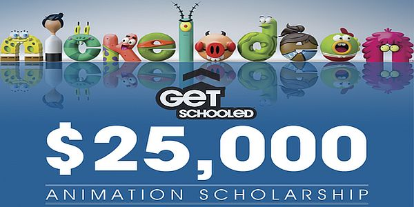 nickelodeon animation scholarship