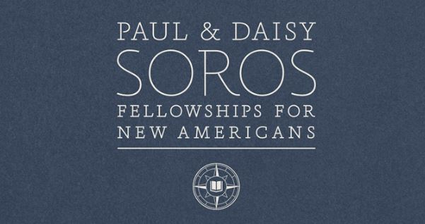 Paul & Daisy Soros Fellowship for New Americans