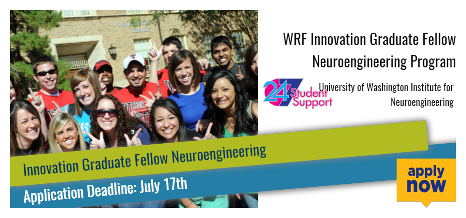 WRF Innovation Graduate Fellow Neuroengineering Program