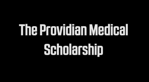 Providian Medical Scholarship