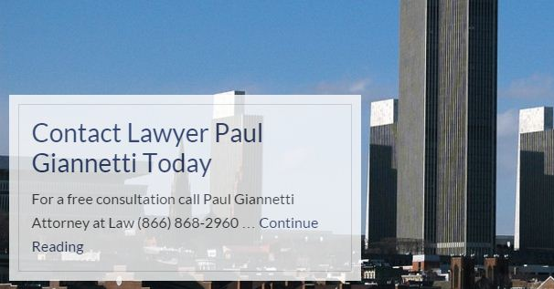 2015 Paul Giannetti Attorney at Law Scholarship