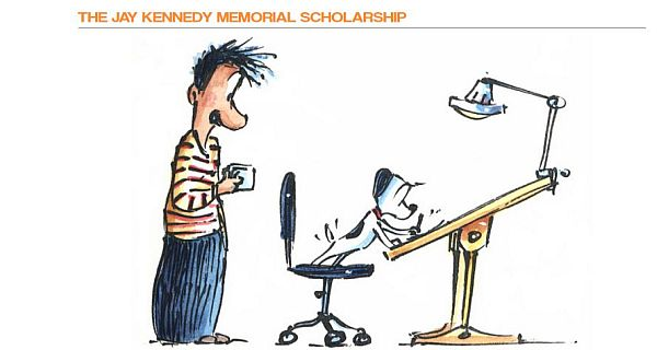 The Jay Kennedy Memorial Scholarship