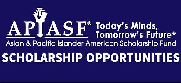 APIASF Scholarship Program