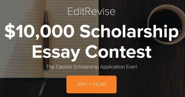 Essay contest scholarships