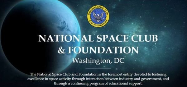 National Space Club and Foundation Keynote Scholarship
