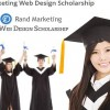 The Rand Marketing Web Design Scholarship