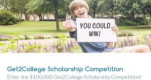 Get2College Scholarship Competition