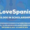 LoveSpanish Scholarship