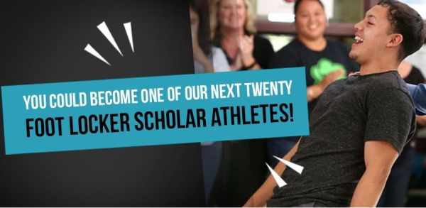 The Foot Locker Scholar Athletes Program