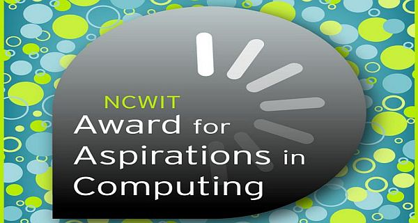 NCWIT Award for Aspirations in Computing
