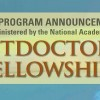 Post Doctoral Fellowship