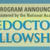 Ford Foundation Fellowship