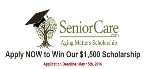 Aging Matters College Scholarship