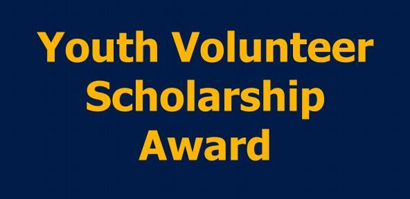 Youth Volunteer Scholarship Award