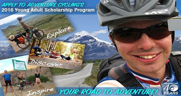 Young Adult Bike Travel Scholarship