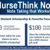 NurseThink Scholarship & Favorite Faculty Award