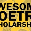 Poetry Scholarship List
