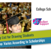 College Scholarships for Drawing