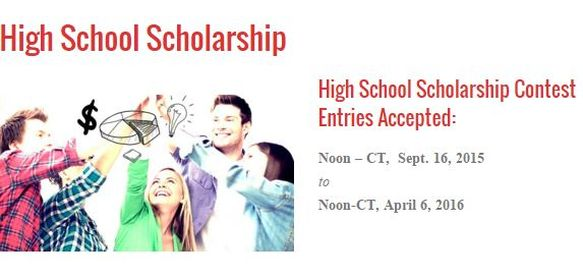 scholarships with essays for high school seniors High school senior veterans can boast their extracurricular activities, student   south jersey is sponsoring its annual essay contest for local high school seniors, .