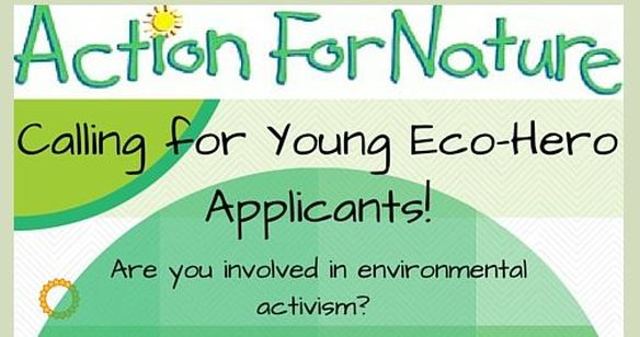 AFN International Young Eco-Hero Scholarship