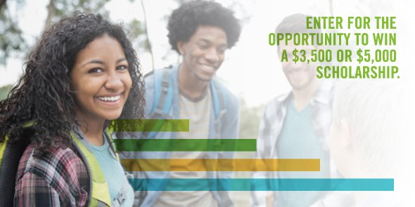 Regions Riding Forward Scholarship Essay Contest