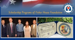 The Fisher House Foundation Scholarship