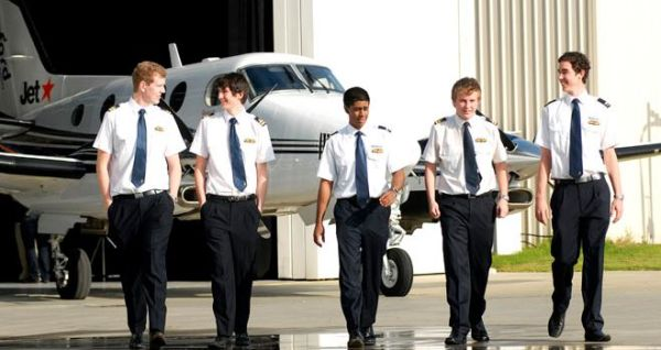 Aviation list all universities in uk