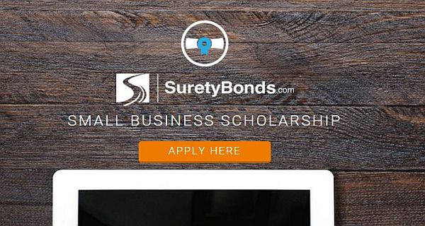 SuretyBonds.com Small Business Scholarship Program