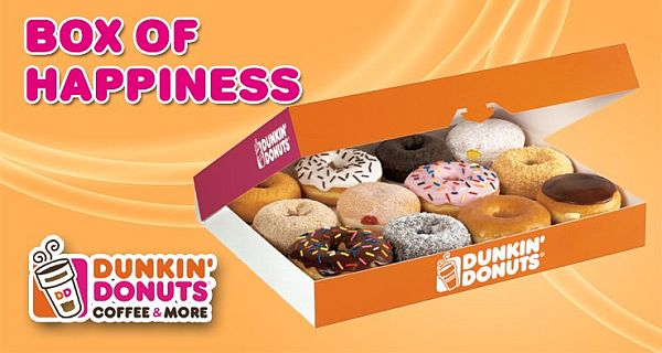 Dunkin' Donuts Scholarship Program