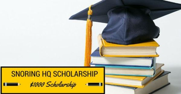 Snoring HQ Scholarship Program