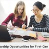 The Admissionado First-Gen Ten Scholarship
