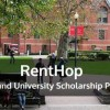 The RentHop Apartment Scholarship