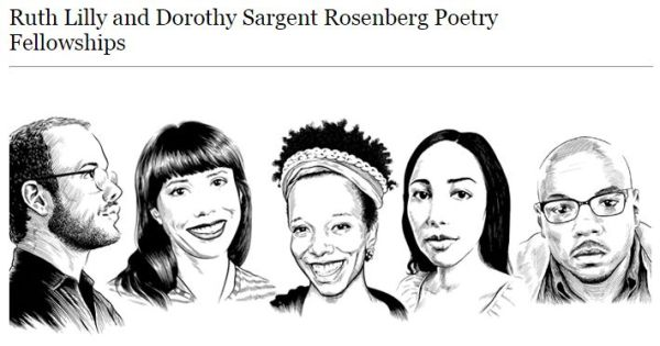 Ruth Lilly and Dorothy Sargent Rosenberg Poetry Fellowship