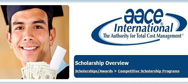 AACE International scholarship