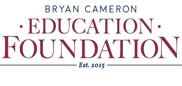 Image result for Bryan Cameron education foundation logo images
