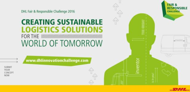 DHL Innovation Challenge for Innovative Robotics and Green Solutions