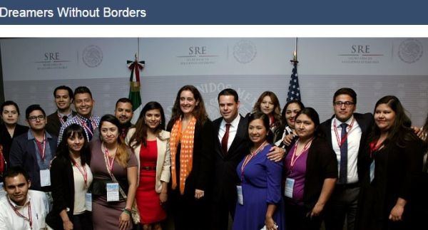 "2016 ""Dreamers without Borders"" Travel Opportunity"