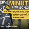 The Minuteman Scholarships