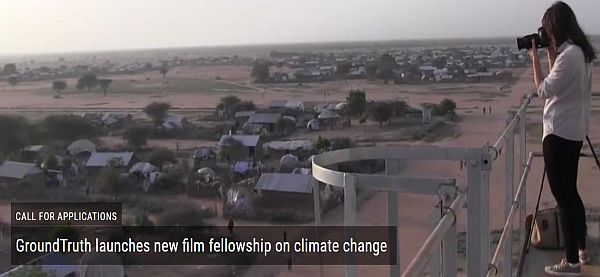 Groundtruth New Film Fellowship on Climate Change