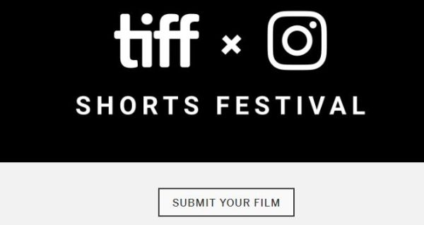 TIFFXINSTAGRAM Shorts Festival Competition