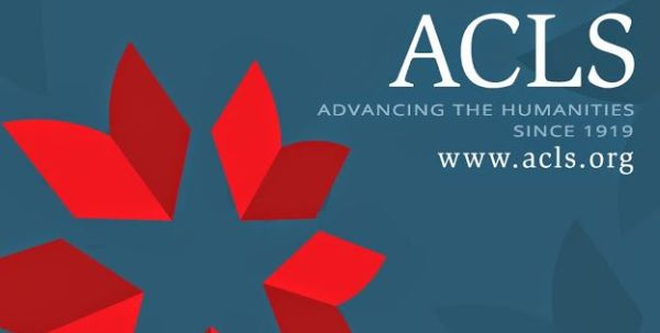 Luce/ACLS Dissertation Fellowships in American Art