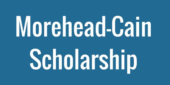 Image result for morehead cain scholarship