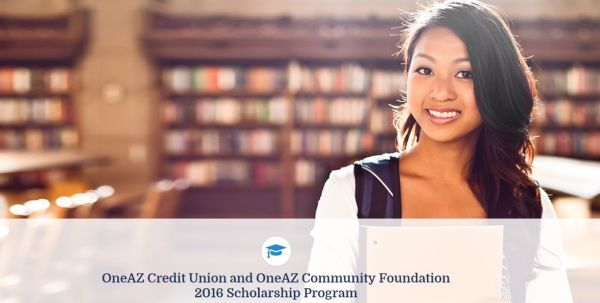 OneAZ Credit Union Scholarship Program