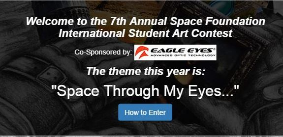 The Space Foundation International Student Art Contest