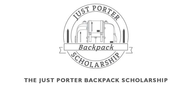 The Just Porter Backpack Scholarship